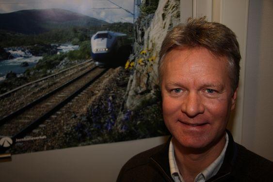 MÅ VENTE: Å få på plass ERTMS-systemet kan ta 20 år, ifølge ERTMS-koordinator i Jernbaneverket, Geir Hansen.