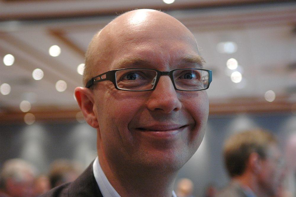 SYNERGIER: - Vi ser etter nye løsninger for utbygginger i fremtiden. Blant annet på elektrifisering av Åsgard, sier Sverre Serc - Hanssen.