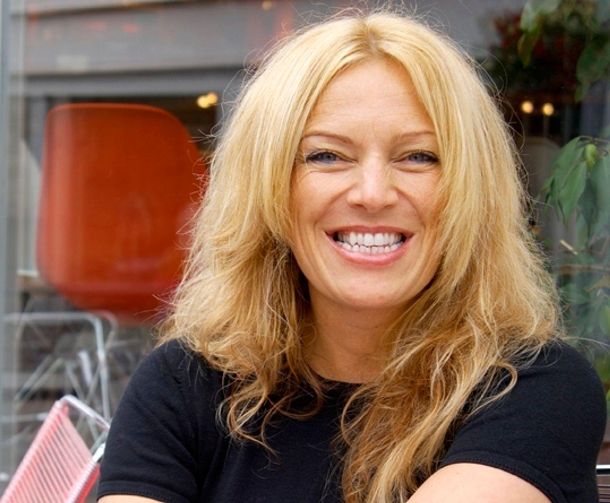 BACK: Toril Nag gjør come back i Lyse, hvor hun var tele-direktør for noen år siden.