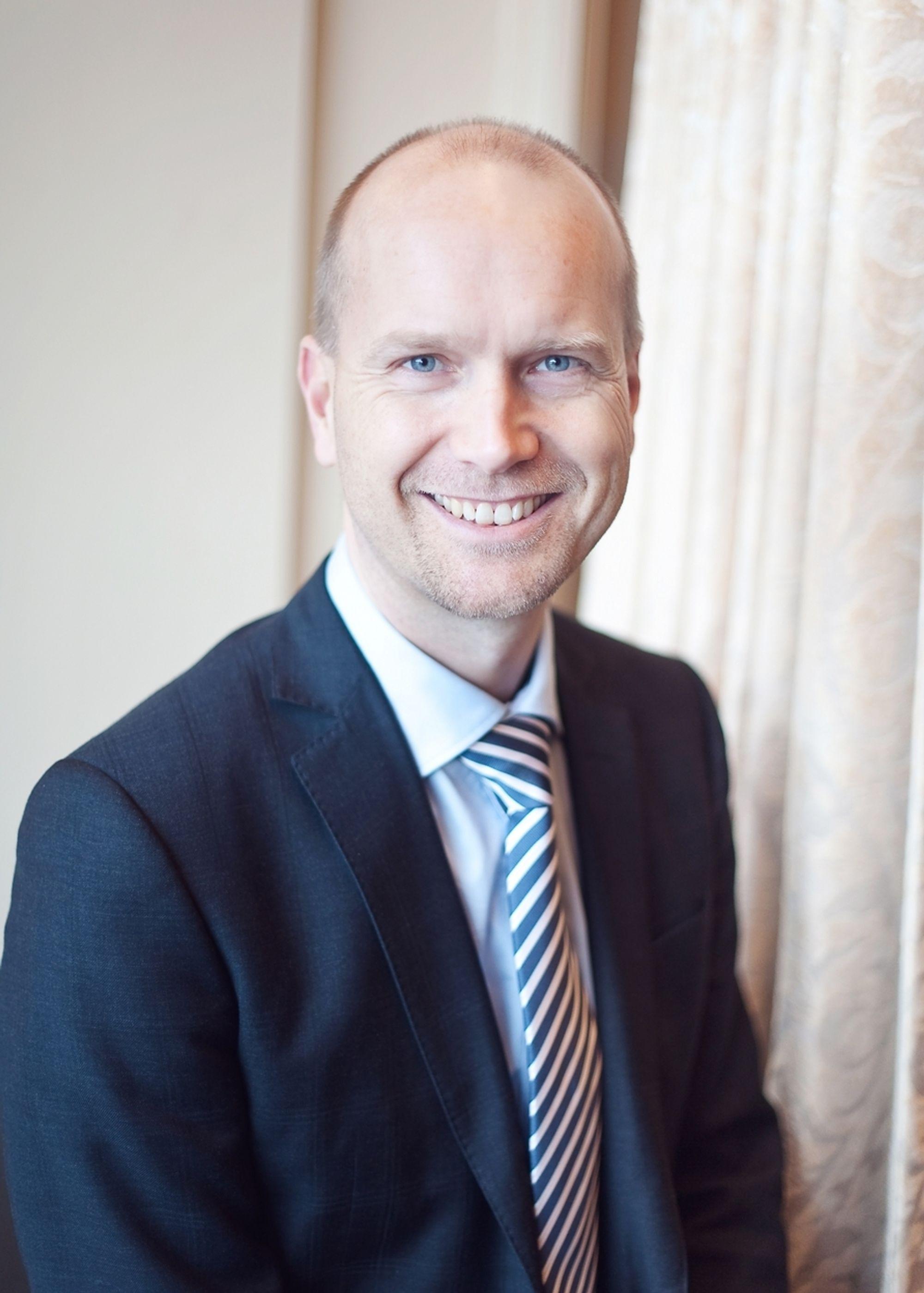 Rolf G. Skaar ny administrerende direktør i VNG Norge AS