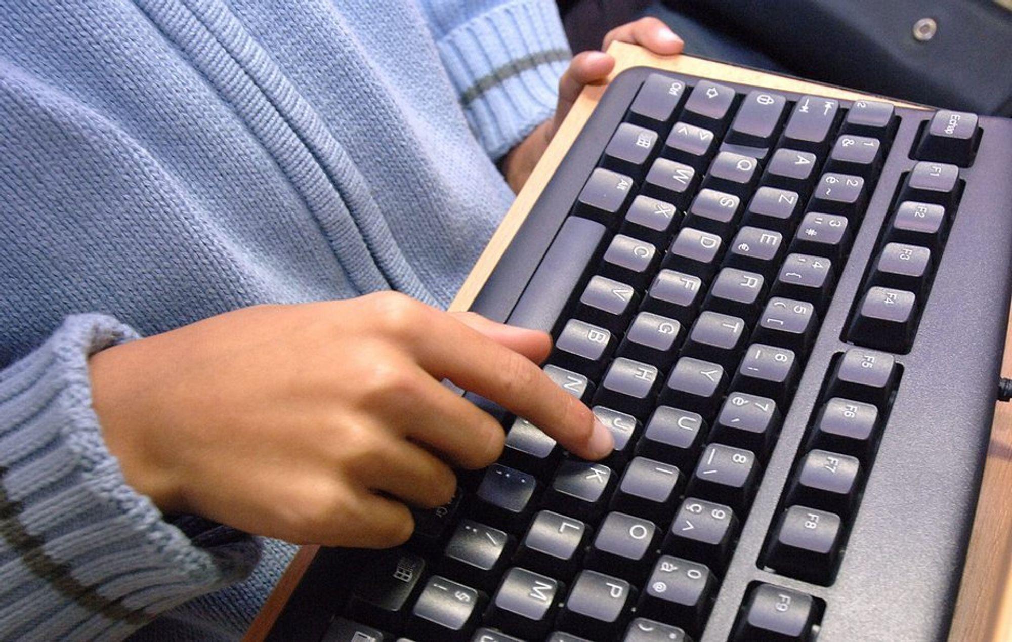 SKJØNNER IKKE BRUKEN: Kostbar IT-infrastruktur er på plass i skolen, men IKT-målene blir fortsatt ikke nådd, konkluderer Abelia.