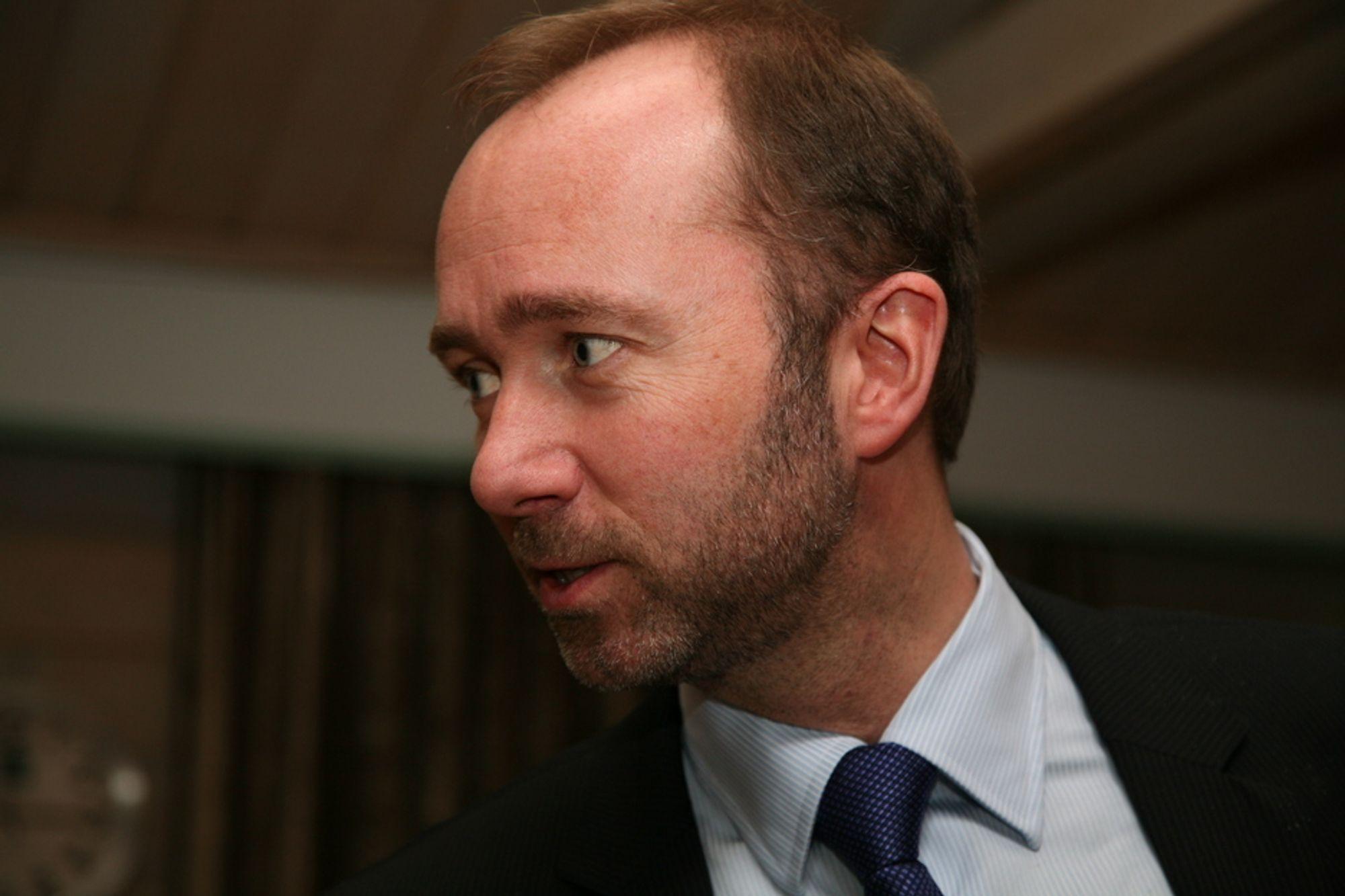 HAR ANSVAR: ¿ Det er Giskes ansvar å passe på at hvert enkelt styre holder seg til retningslinjene fra Stortinget, sier saksordfører Per-Kristian Foss.