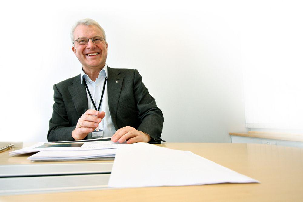 Øystein Michelsen har skrevet ned en rekke tiltak Statoil vil utføre for å forbedre sikkerheten.