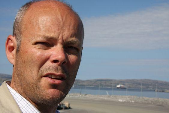 Næringssjef Stig Gøran Olsen, Alstahaug kommune.