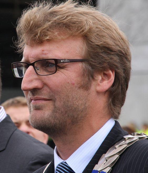 Ordfører Stig Sørra, Alstahaug kommune (H).