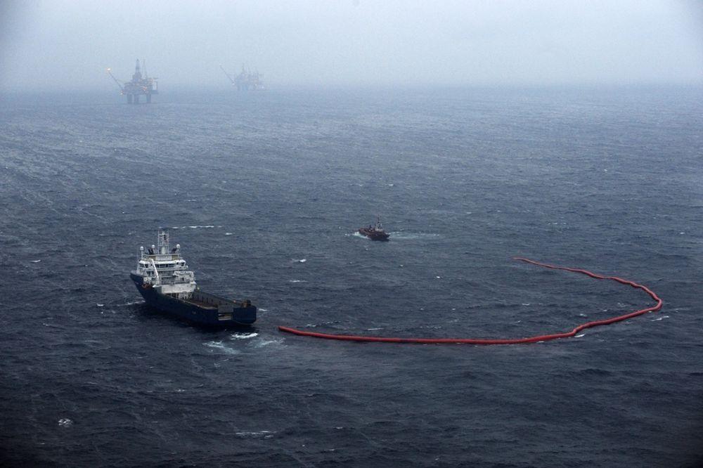 UTVIKLE KOMPETANSE: Norske Shell vil bidra til at kunnskap og teknikk blir bedre for å få en god beredskap i Nord-Norge.