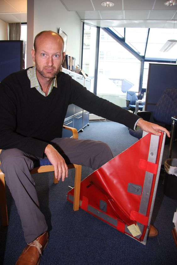 Dr. ing og skipsingeniør/Prosjektleder/Naval Architect/Project Manager - Claus Christian Apneseth, Miko Marine.