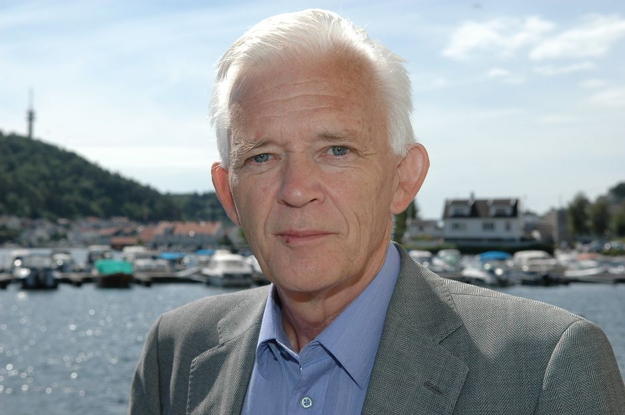 MÅ TENKE NYTT: - Oljeselskapene er altfor rigide. Viljen til å tenke nytt er for lav, sier Arne Smedal.