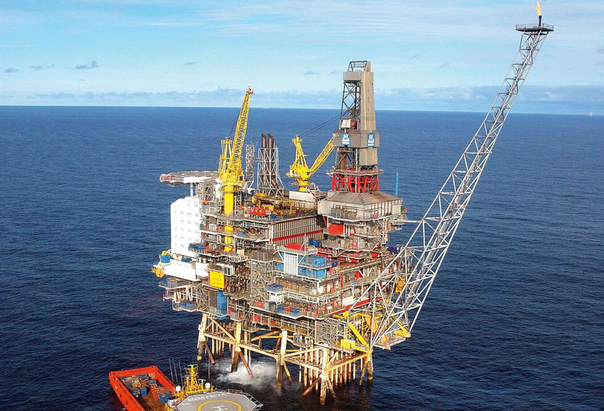 UENIGHET: Statoil hevder at det ikke er gjort nye alvorlige korrosjonsfunn på Brage. De ansatte er av en annen oppfatning.