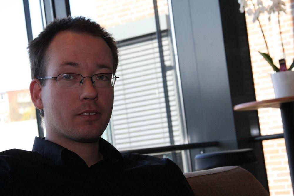 """FEIL: Utvikler Lars Marius Garshol hos Bouvet fant mange feil i forsøkene med å redigere word- og odf-filer i """"fremmede"""" programmer""""."""