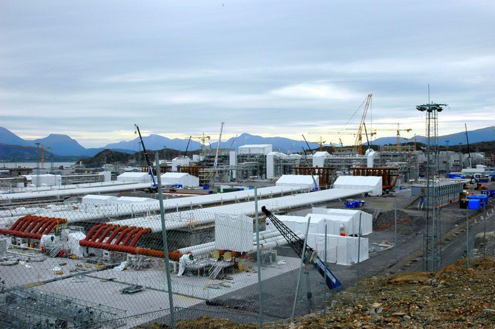 Gassterminalen på Nyhamna har i dag et maksimalt kraftbehov på 170 MW. I brevet understreker Gassco at ny feltutvikling i Norskehavet og  offshore kompresjonsprosjektet på Ormen Lange vil bety at kraftbehovet kan øke med 140 MW.