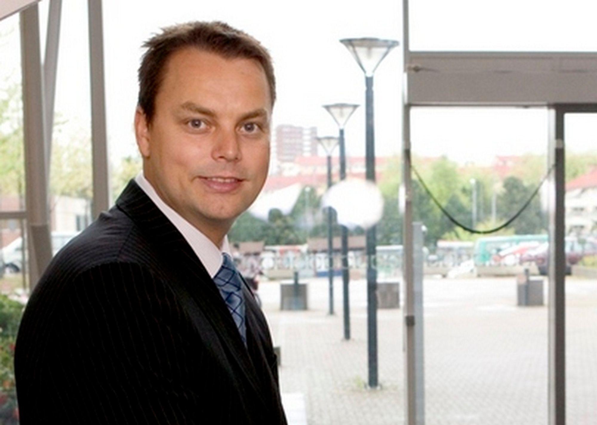ANKER: Stian Rustad mer enn antyder at han kommer til å anke dommen i Borgarting lagmannsrett.