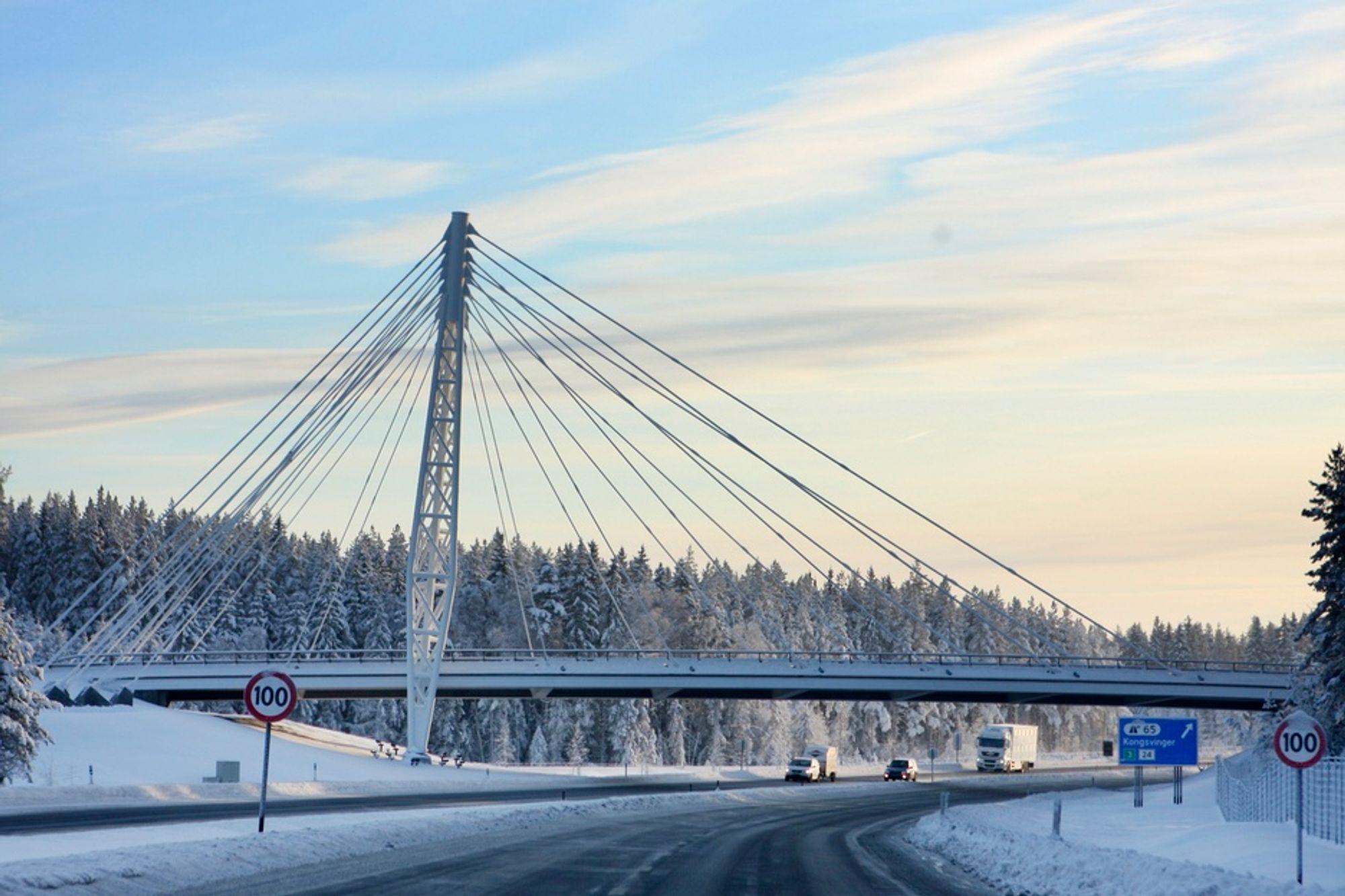 Er dette Norges vakreste bro?