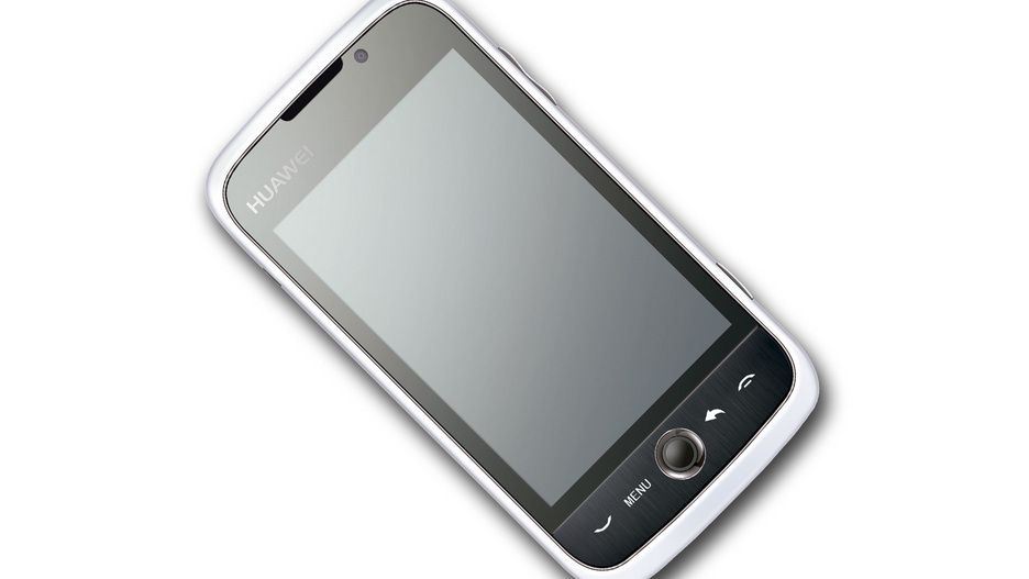 Huaweis U8230 er en touchmobil med 3,5 tommers skjerm og pris under 2000 kroner.