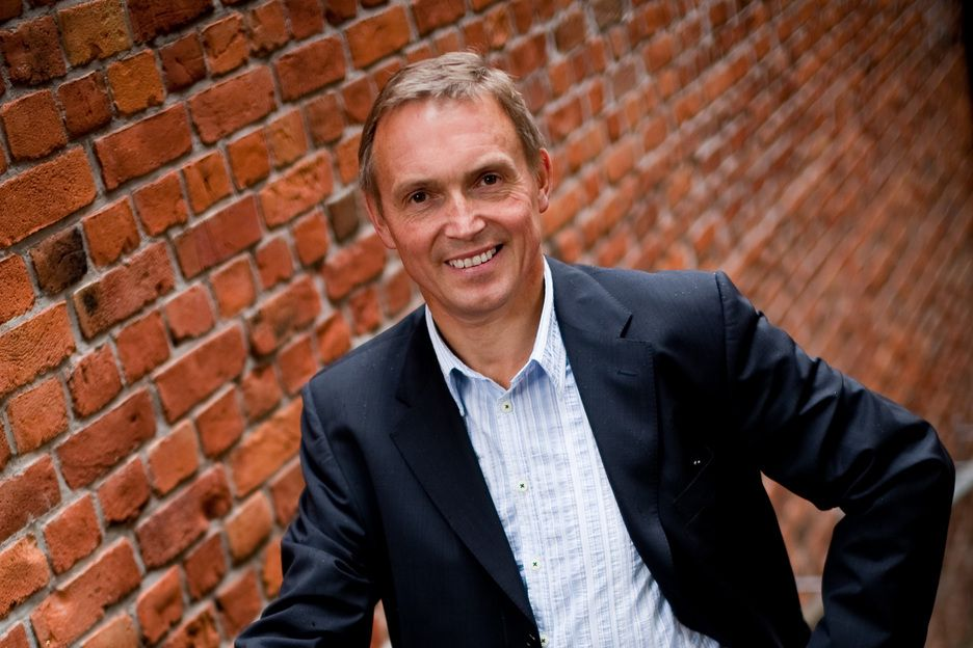LEDERERFARING: - Jeg synes det er spennende at NITO står overfor et generasjonsskifte. Jeg har bygget mange team i mitt liv, sier Steinar Sørlie som 1. desember begynner som ny generalsekretær i NITO.