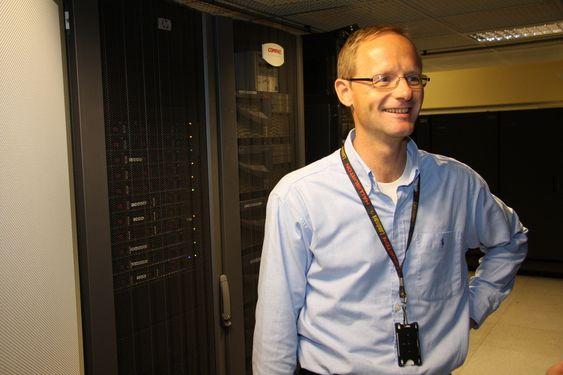 Rob Berendsen, teknologisjef, Landmark Skandinavia.