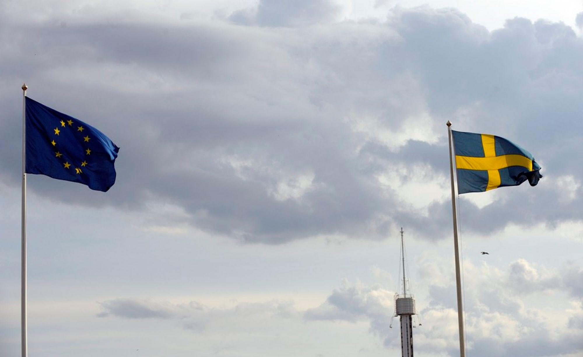 OVEROPPFYLLER: Sveriges plan viser at den svenske fornybarandelen forventes å være 50,2 prosent i 2020.