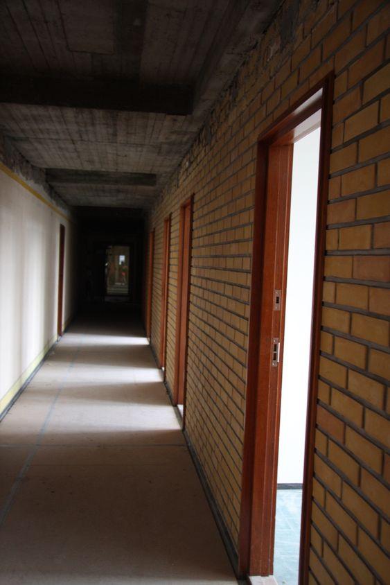 FREDET: Deler av bygget er fredet, blant kontorene i femte og sjette etasje. De skal bevares, som eksempel på tidstypisk aritektur.