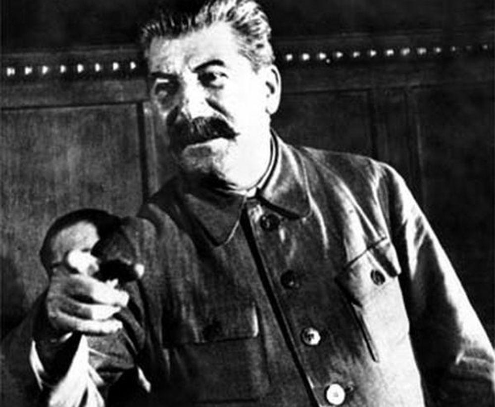 INSPIRASJON: Er Josef Stalins lederstil den rette inspirasjon for en mer effektiv utvikling av en digial forvaltning?