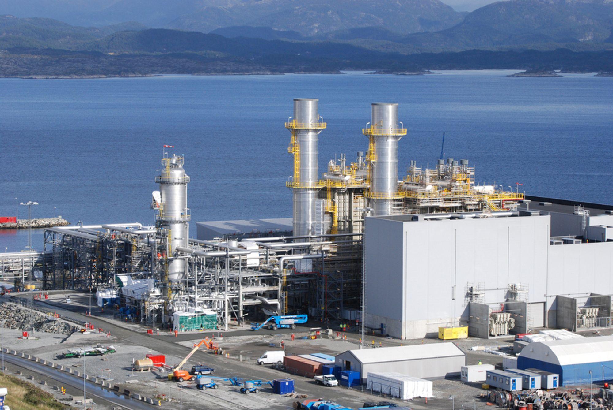 FORKASTES: Statnett ønsker ikke å bruke Statoils gasskraftverk på Mongstad som reservekraft.