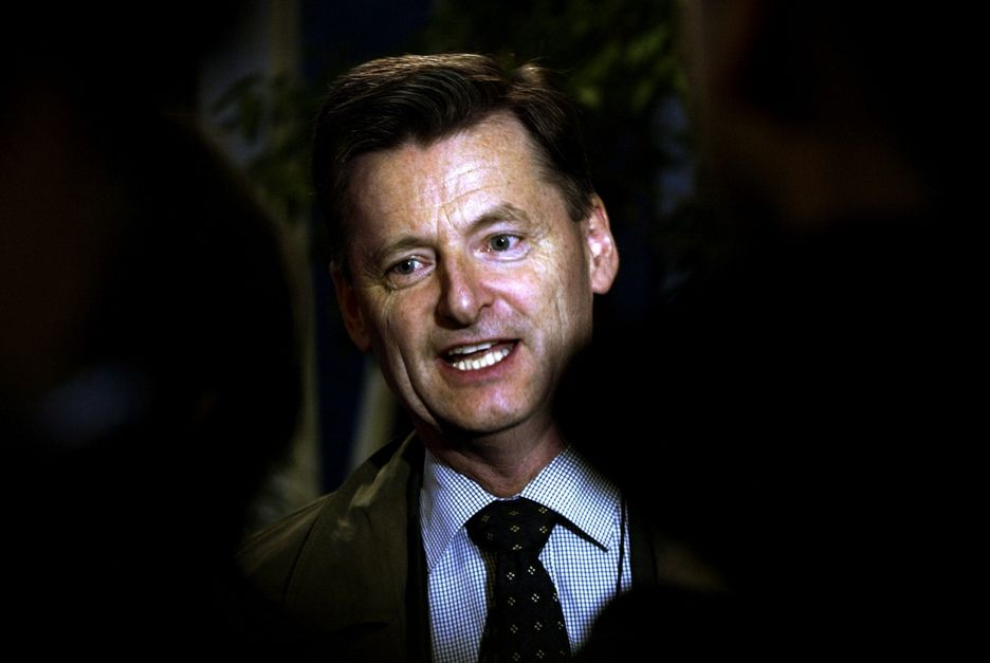 BETENKELIG: Forsker Anders Todal Jensen ved NTNU er betenkt over at et aksjeselskap eid av Johan Fredrik Odfjell (bildet) regnes som en del av miljøbevegelsen.