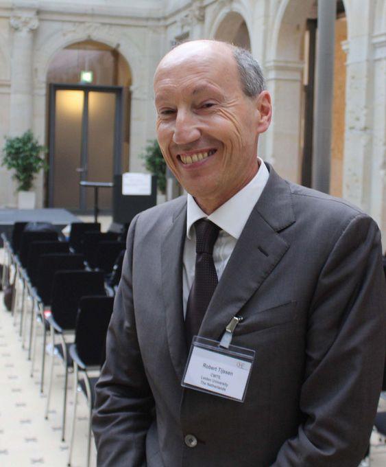 Robert Tijssen, professor i vitenskaps- og innovasjonsstudier ved Leiden University i Nederland.