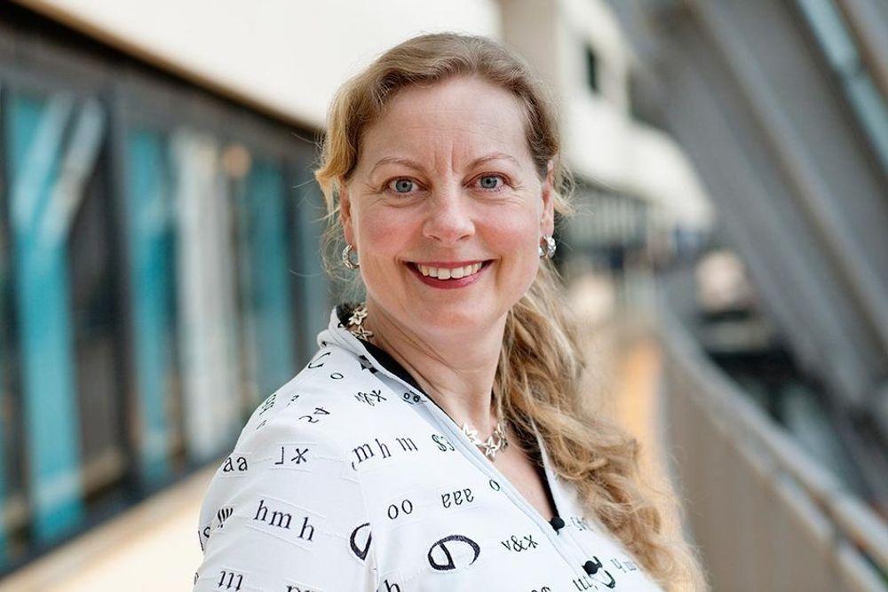 Conax, her ved administrerende direktør Berit Svendsen, kan se ut til å bli solgt, ifølge Teknisk Ukeblads kilder.