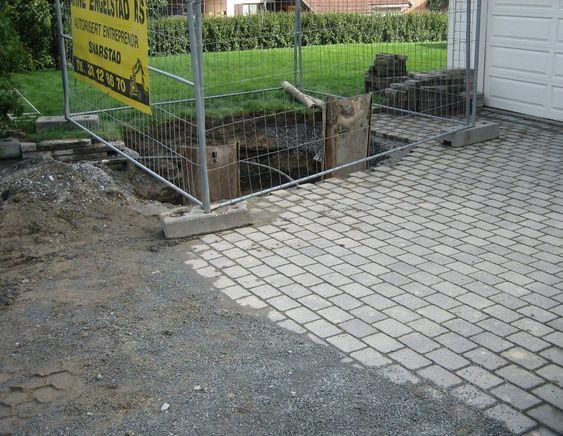 Gravegrop for bruk av muldvarpmetoder