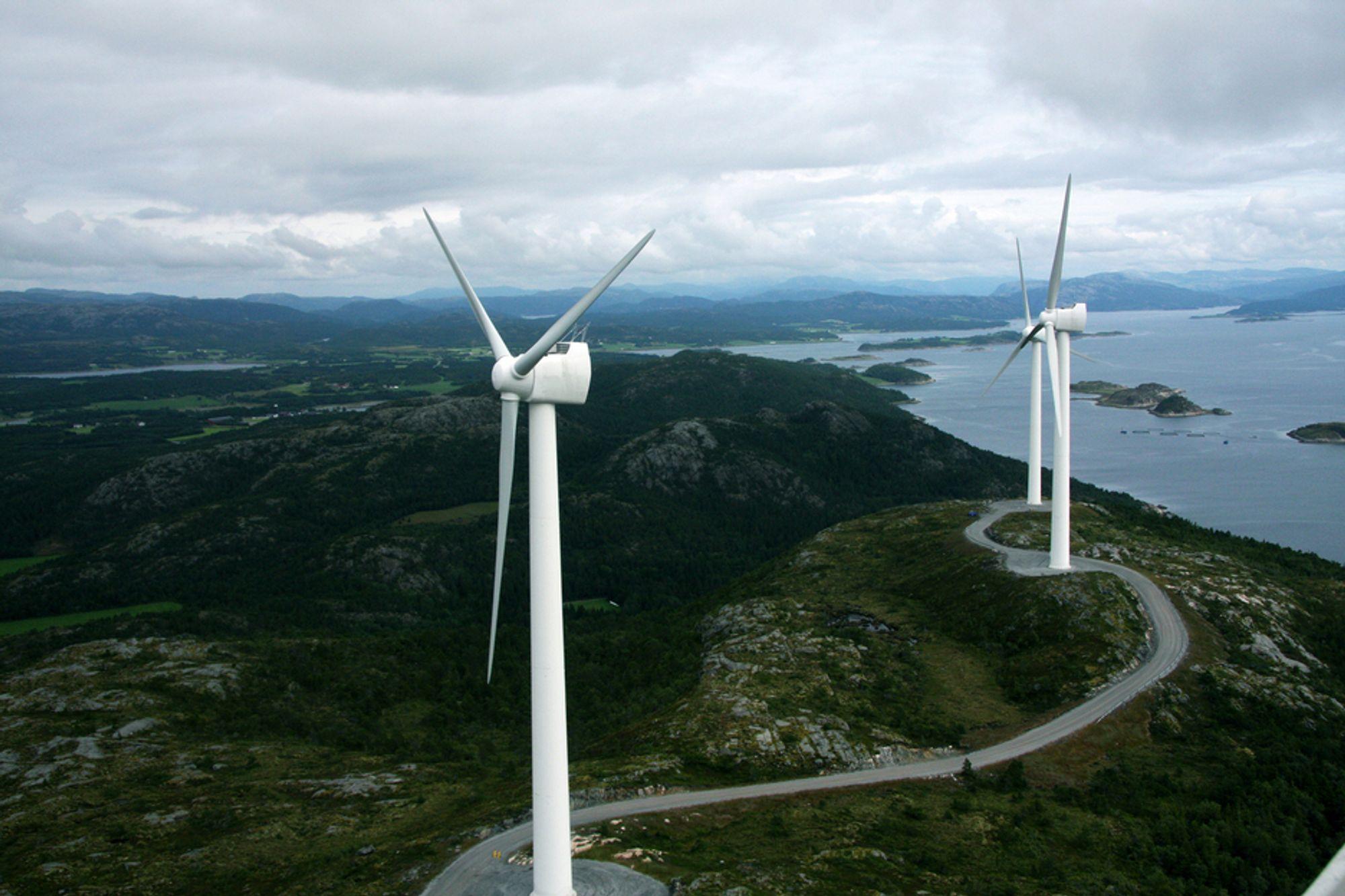 STORT SPRIK: -Det er stort sprik mellom klimaambisjoner og satsing, ifølge NHO.