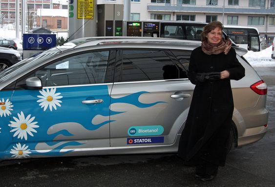 Ann-Cathrin Vaage leder Statoils Produktteknisk kompetanse- og servicesenter.