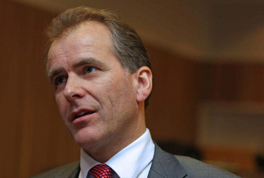 NHO-president Paul-Christian Rieber er til daglig administrerende direktør i det familiekontrollerte konsernet GC Rieber.