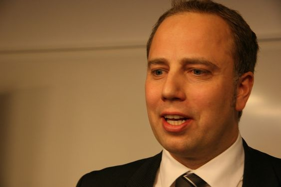 Leder av Norges Eiendomsmeglerforbund, Christian Dreyer
