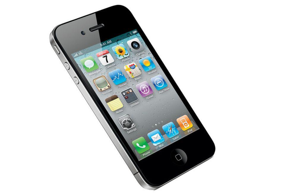 iPhone 4 med abonnement koster deg minst 4.500 kroner.