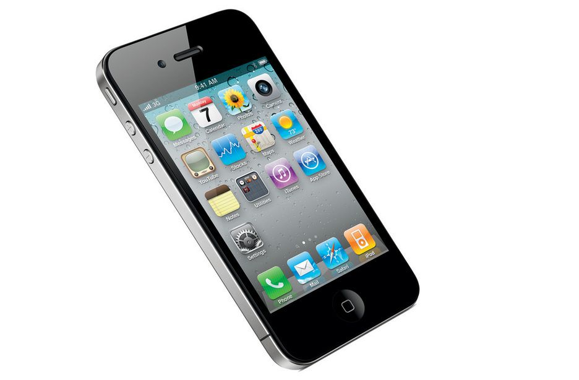 Apple solgte 1,7 millioner iPhone 4 fra lanseringen torsdag til og med utgangen av lørdag.