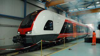 NSBs nye tog på skinnene