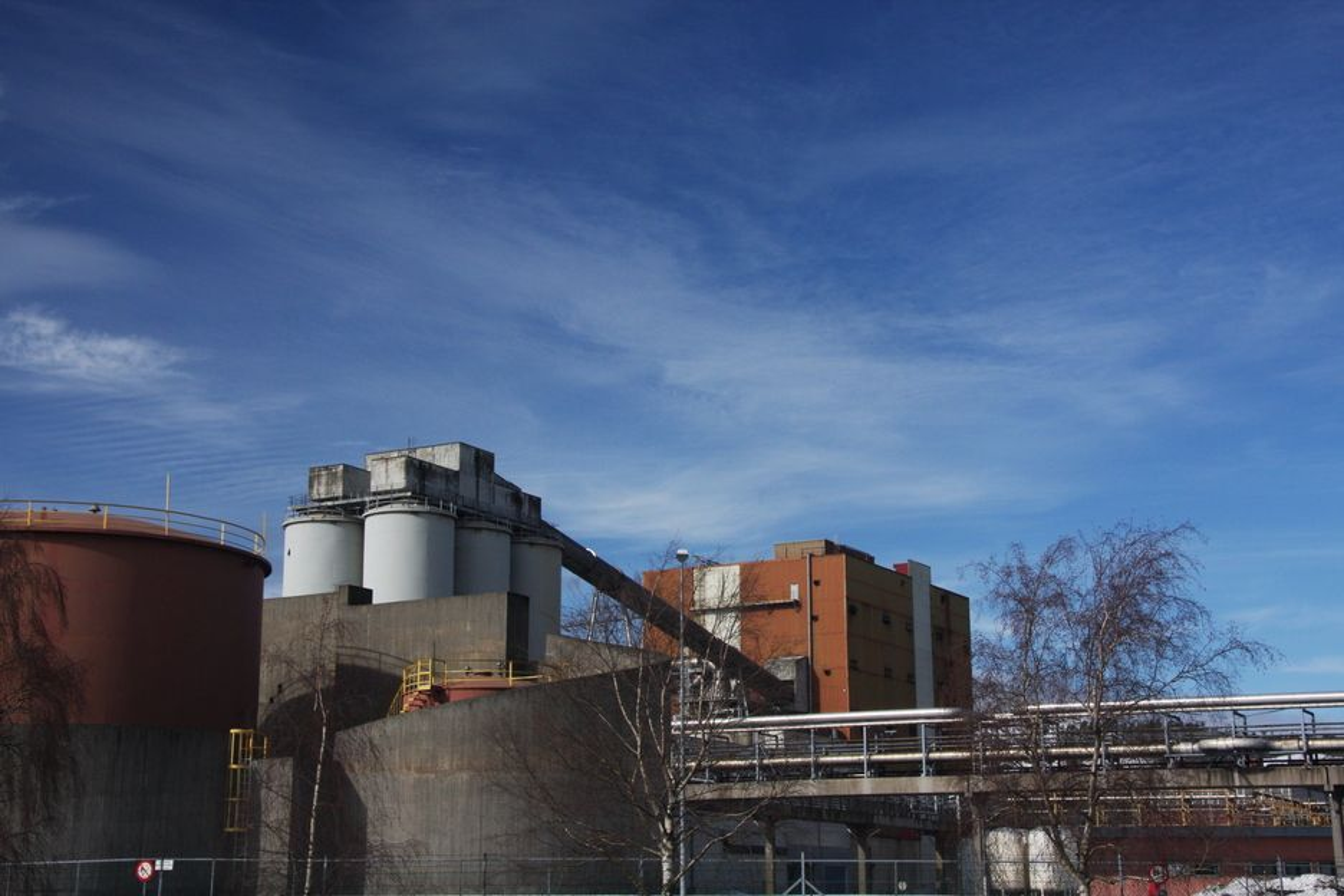 ATTRAKTIVT: Naturgass vil gjøre det mer attraktivt å etablere industri i på Herøya, mener gass-forkjemperene.