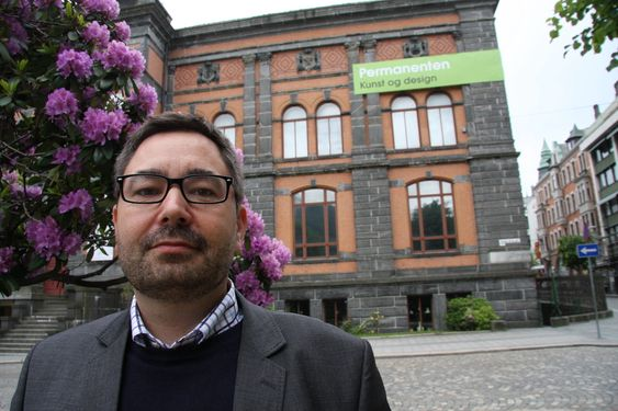 Kenneth Stien, generalsekretær i Tekna fra 1. oktober 2010.