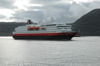 Hurtigruten Richard With.