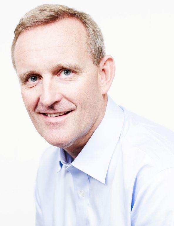 Ole Vinje (49), konsernsjef i Komplett AS, vil gjerne kunne lese folks tanker.