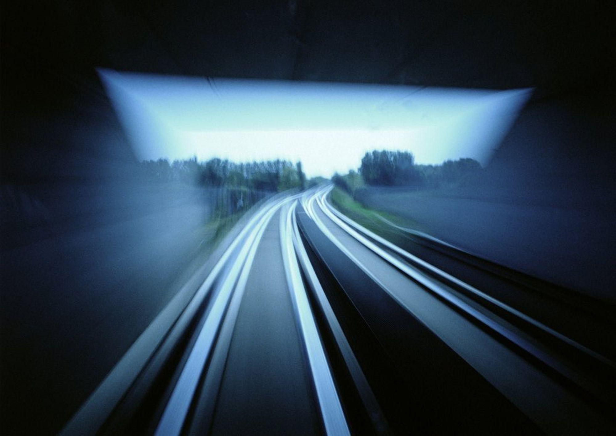 TESTEN: Statsbudsjettet for 2011 blir testen på om regjeringen vil få til satsing på jernbane, mener Natur og Ungdom