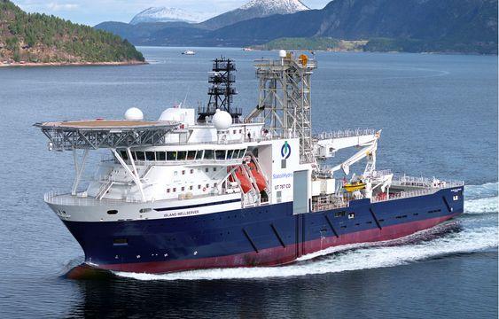Det nye intervensjonsfartøyet som Aker Yards skal bygge for Island Offshore får samme design som Island Wellserver.