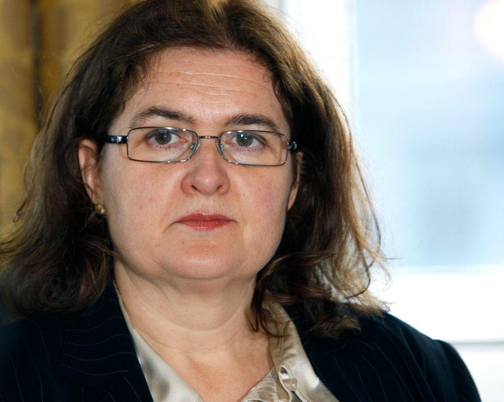 Liv Monica Stubholt er valgt inn i Hydro-styret. Til vanlig er hun konstituert konsernsjef i Aker Seafoods ASA.