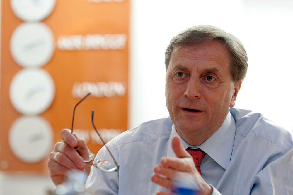 Tidligere DnB NOR-sjef  Svein Aaser er valgt til ny styreleder i Statkraft.
