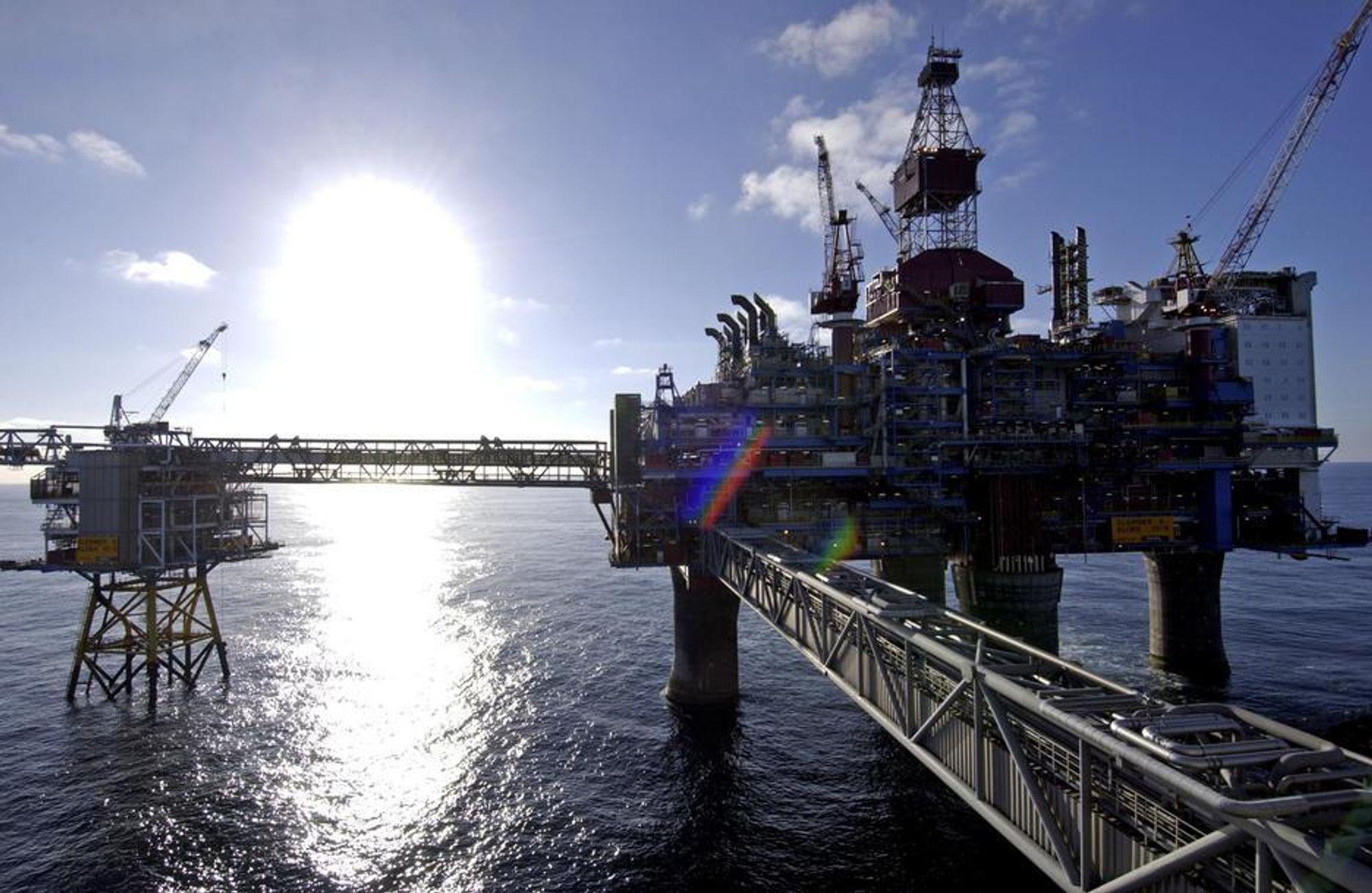 Sikkerhet, særlig med tanke på installasjonene i Nordsjøen, skal ha vært årsaken til at Statoil valgte å ta opp samtaler til sentralbordet i en årrekke.