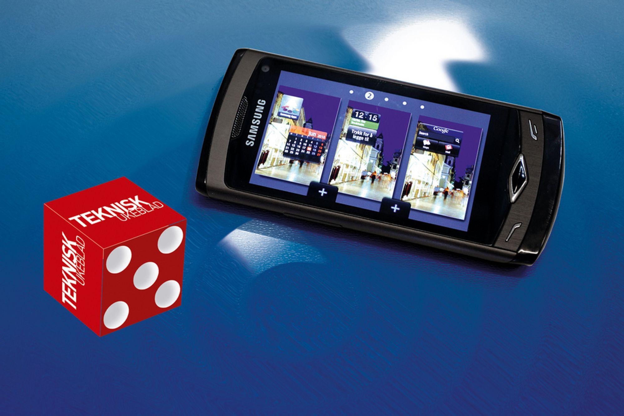 Samsung Wave er rett og slett en god mobil fullspekket med teknologi.