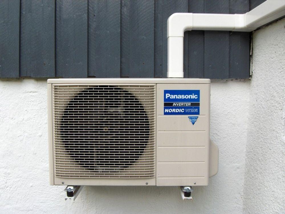 REKORD: Fjoråret ligger an til å bli et nytt rekordår for antall installerte varmepumper, ifølge Norsk Varmepumpeforening (Novap)