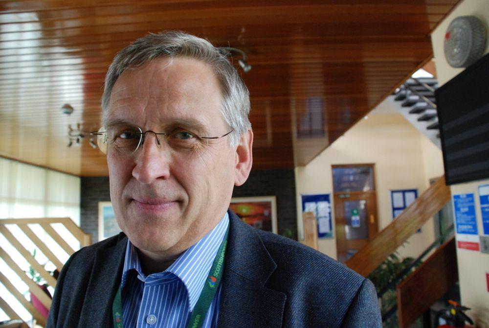 - HAR TEKNOLOGIEN: Teknologisjef Oscar Fr. Graff i Aker Clean Carbon mener selskapet kan tilby en kommersiell CO2-fangsteknologi med tilnærmet null aminutslipp innen utgangen av 2010.