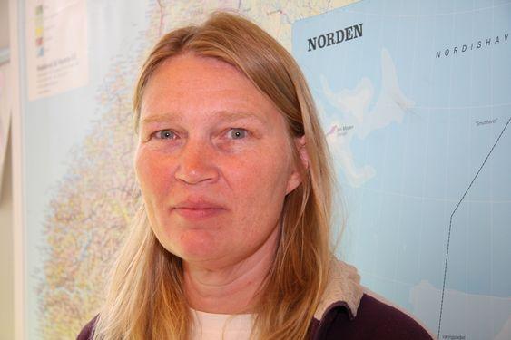Havariinspektør Elisabeth Juel Ramos, Statens Havarikommisjon for Transport (SHT).
