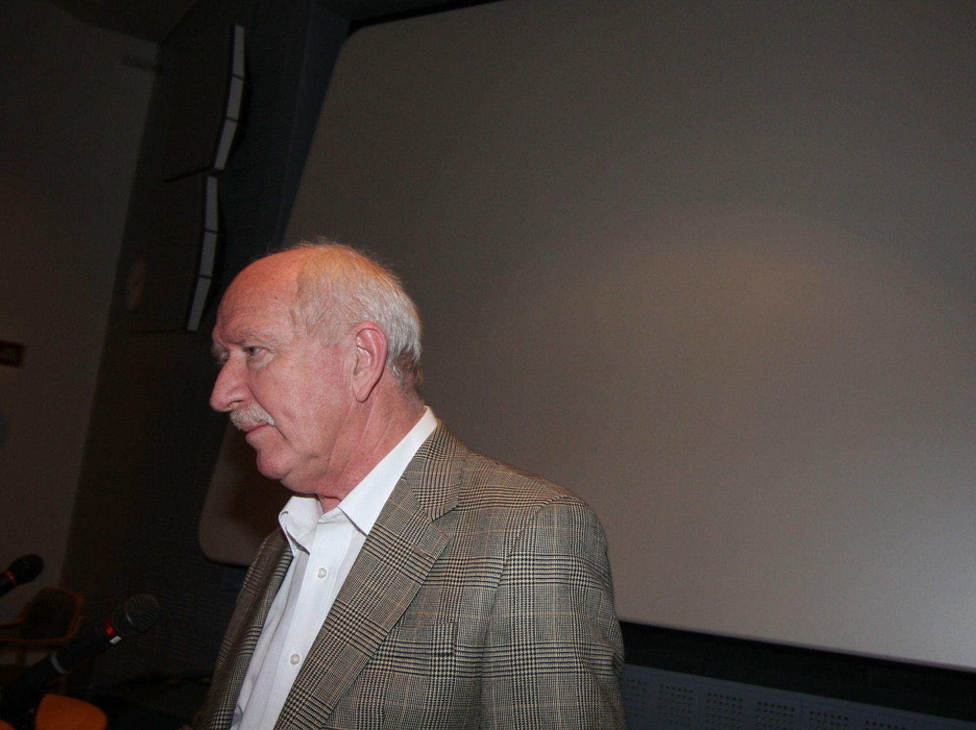 Ptil-direktør Magne Ognedal varsler endringer overfor småselskapene.