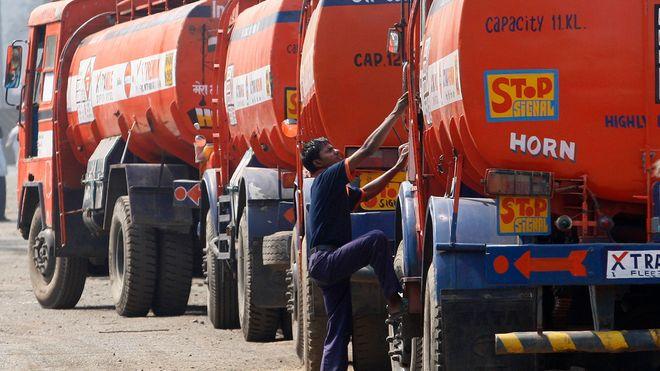 – Oljeetterspørselen i rask vekst